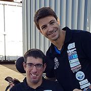 Iron Brothers Miguel e Pedro
