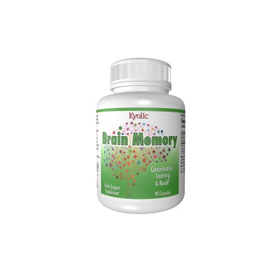 Brain Memory Suplemento Kyolic | Brain Memory Kyolic Supplement
