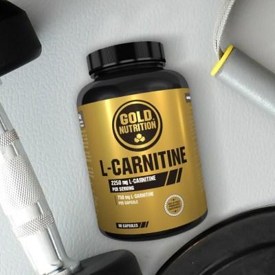 L-carnitine GoldNutrition