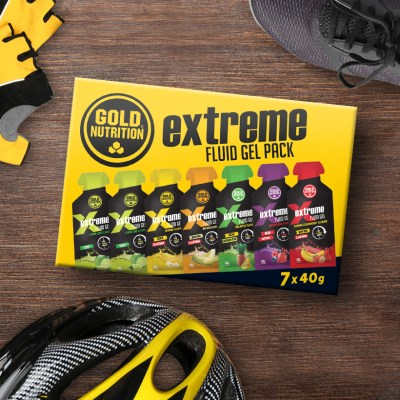 Extreme Fluid Gel Mix Pack