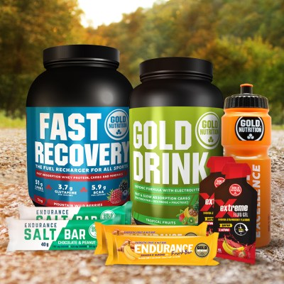 Pack Outdoor GoldNutrition