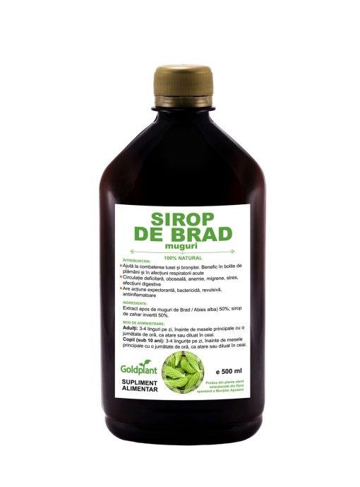 Sirop de Brad 500ml