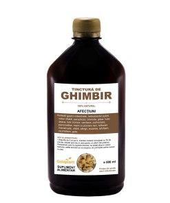 Tinctura de Ghimbir 500ml