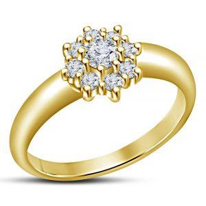 Waverly Diamond Engagement Ring (1/2 ct. tw.)