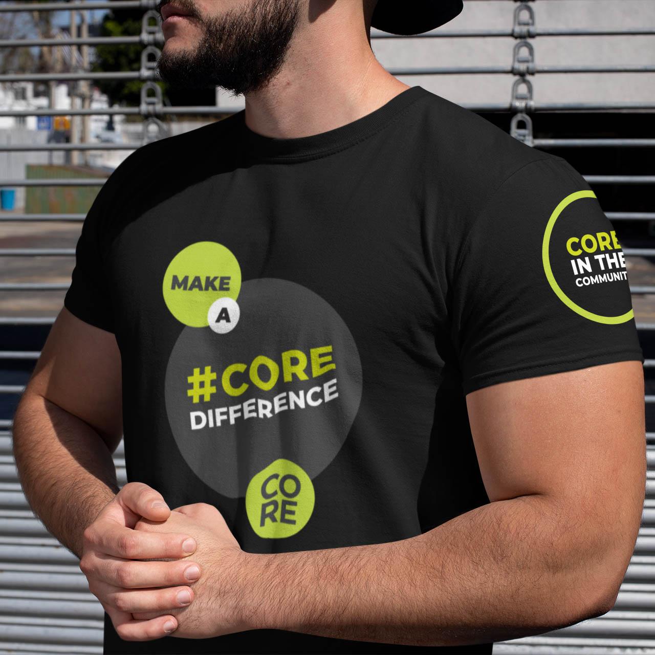 Customised Company T Shirts