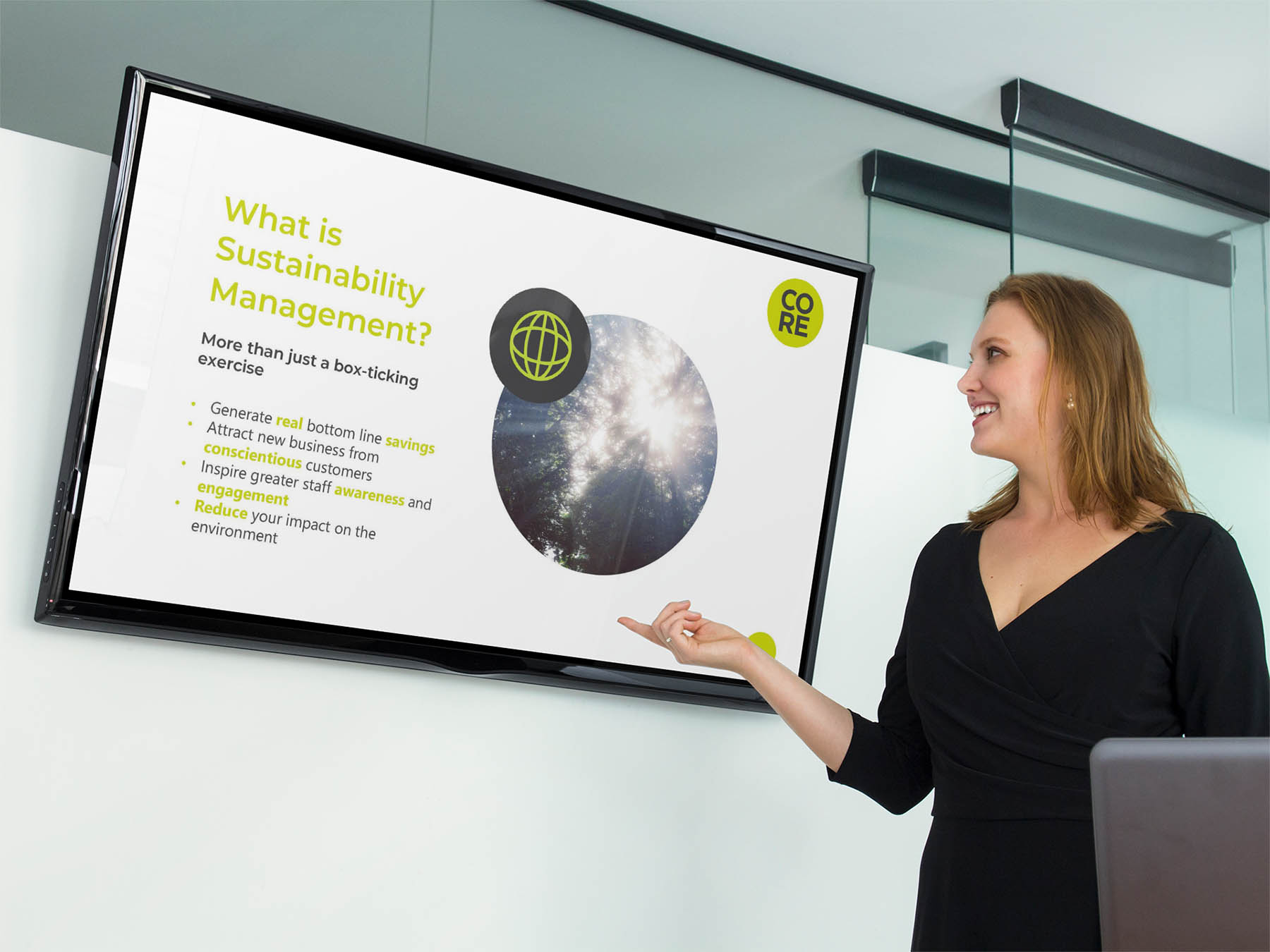 Company PowerPoint Branding