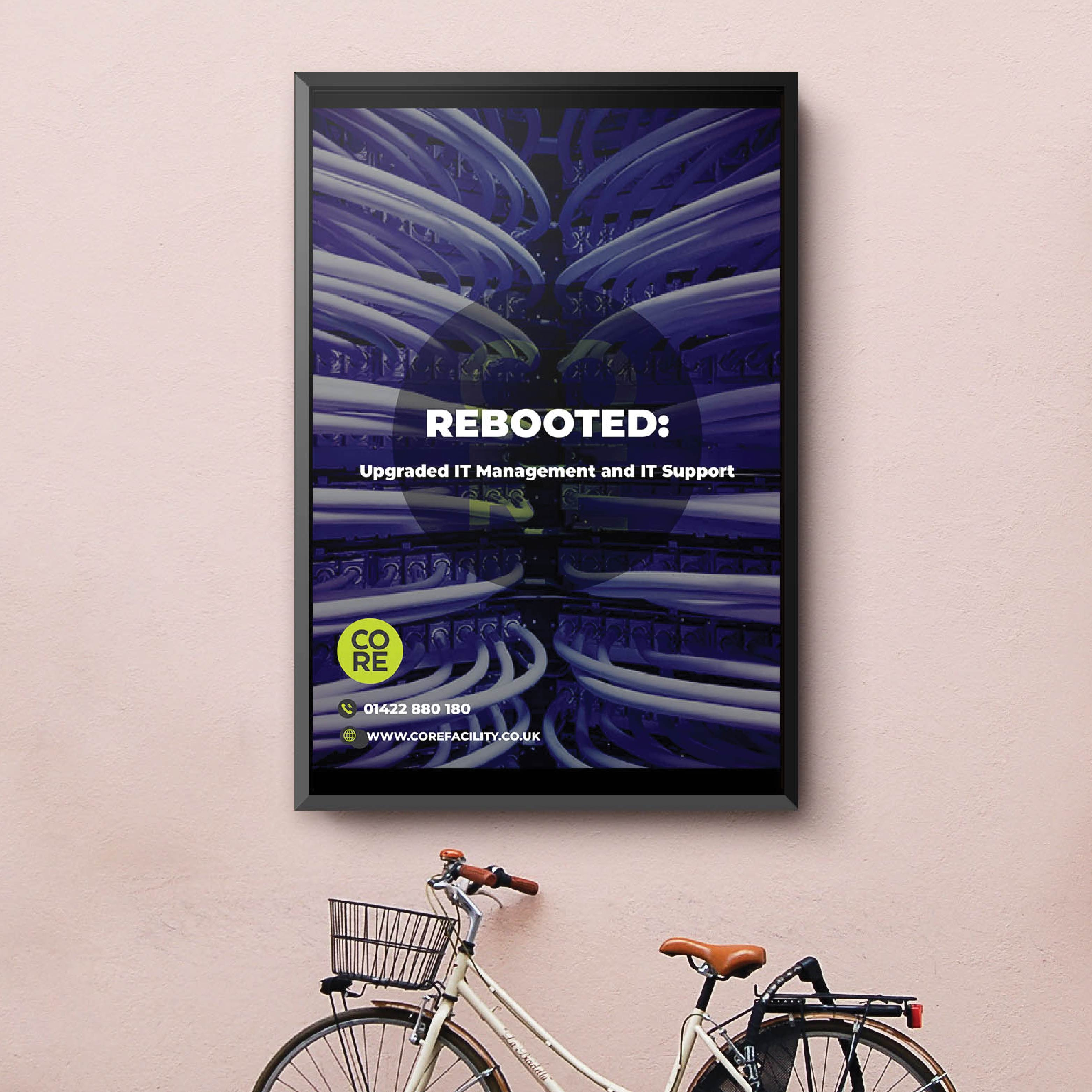 Large Branded Posters