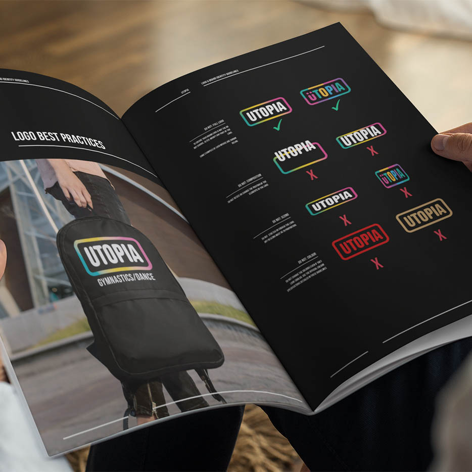 brand guidelines for small businesses