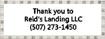 Reid's Landing LLC