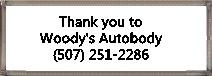 Woody's Autobody