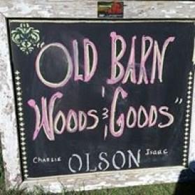 Old Barn Woods & Goods 2018