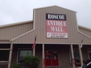 Store front in South Beloit, IL