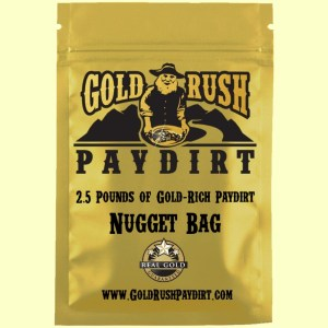 NUGGET BAG!  PLENTY O' NUGGETS – 2.5 POUNDS
