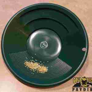Gold and Copper Panning Kit w/ GOLD RUSH Paydirt, Real Gold Guarantee! Free Ship!