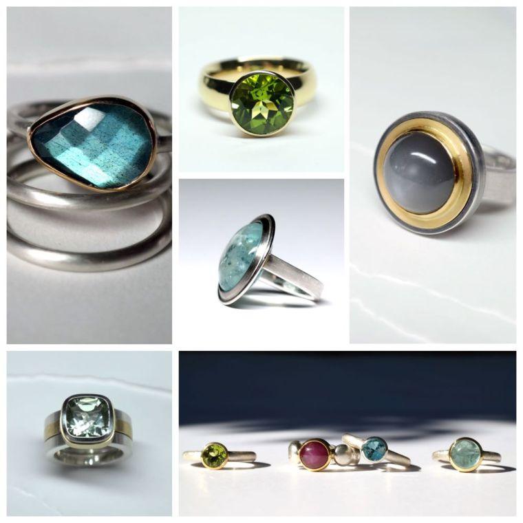 Ringe-aus-Gold-Silber-Palladium-mit-Edelsteinen