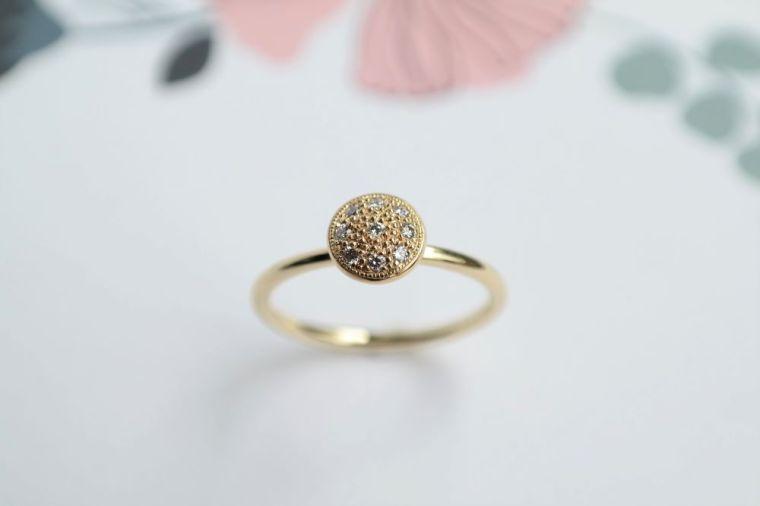 Verlobungsring-gelbgold-linse-brillant