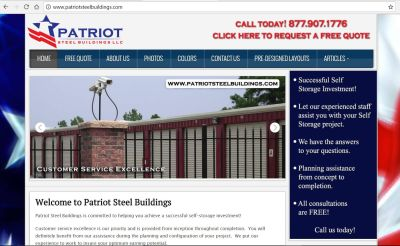 www.patriotsteelbuildings.us