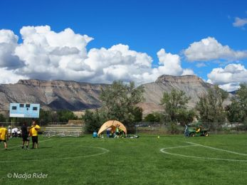 Parachute Youth Soccer