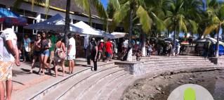 Mercado La Cruz de Huanacaxtle