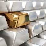 GoldbarandSilverbars