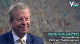 Egon von Greyerz meets with Grant Williams