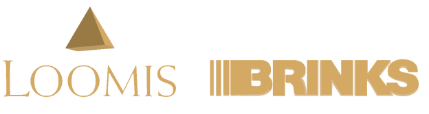 Loomis and Brinks are two reputable brands used by Gold Switzerland to transport gold and silver.