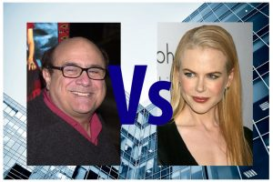 Danny-DiVito-Vs.-Nicole-Kidman office ergonomics