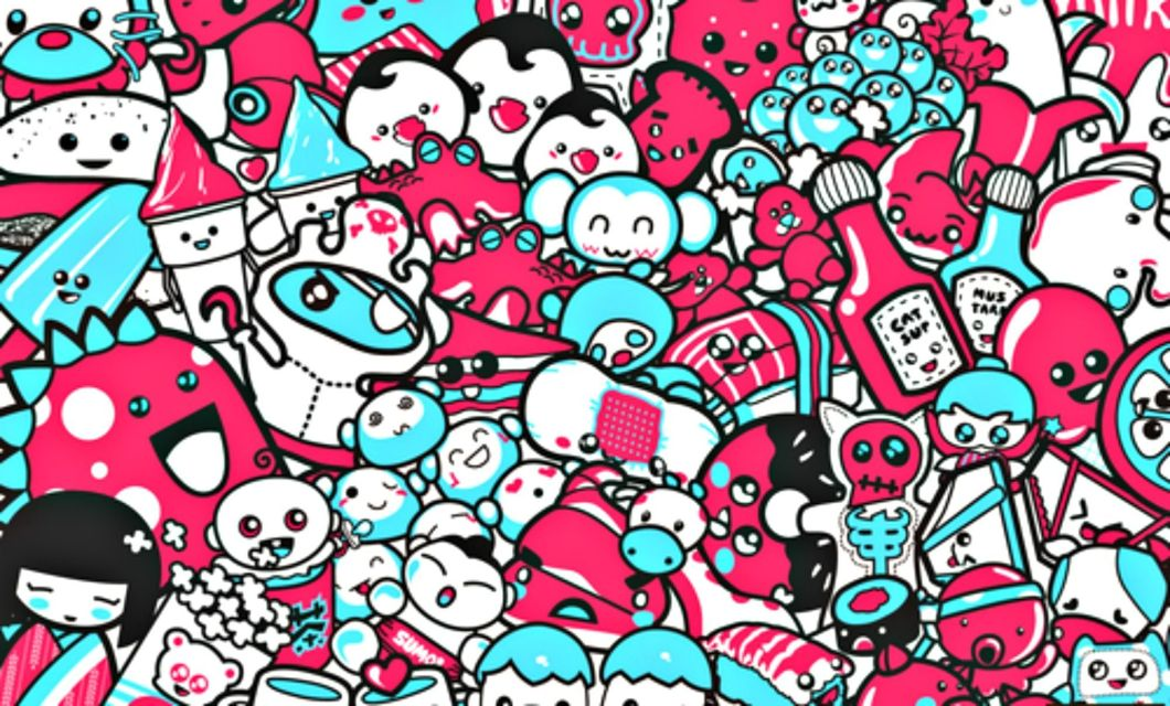 Cute sugar skull wallpapers gendiswallpaper 29 photos of girly skull in hdq voltagebd Choice Image