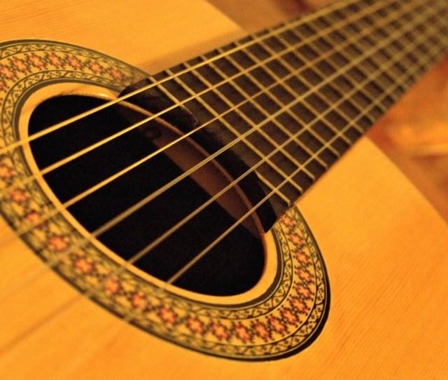 Guitar High Resolution Wallpaper