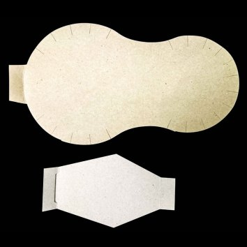 Die Cut Shapes - Goldwater Packaging