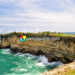 Karangbolong Rock of Beach Panoramic1
