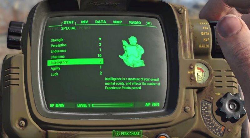 fallout 4 no skill 2