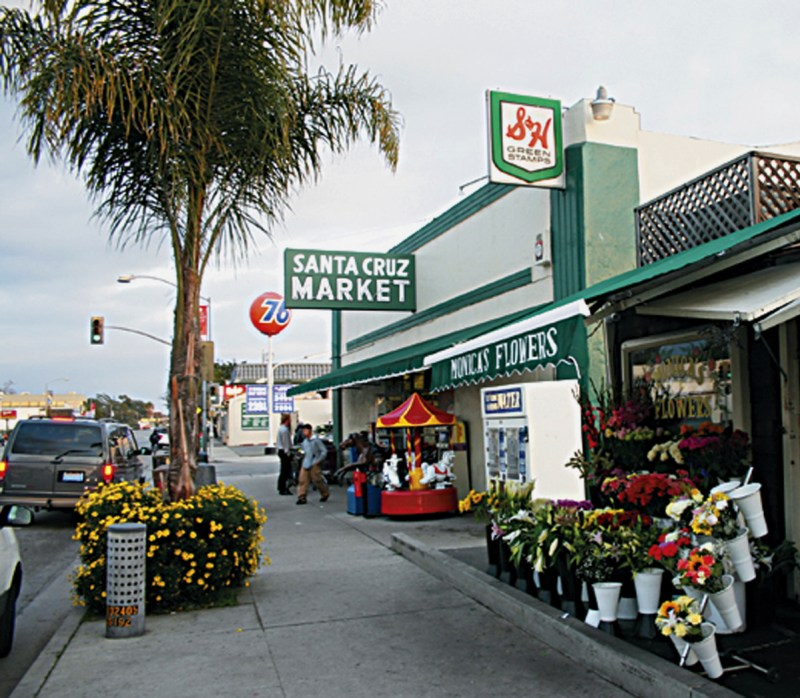 santa cruz market today