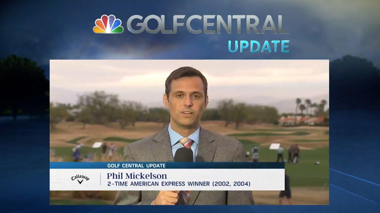 2021年フィル・ミケルソンの最新情報 ゴルフセントラル1月20日号