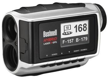 Bushnell hybrid laser gps golf entfernungsmesser.de