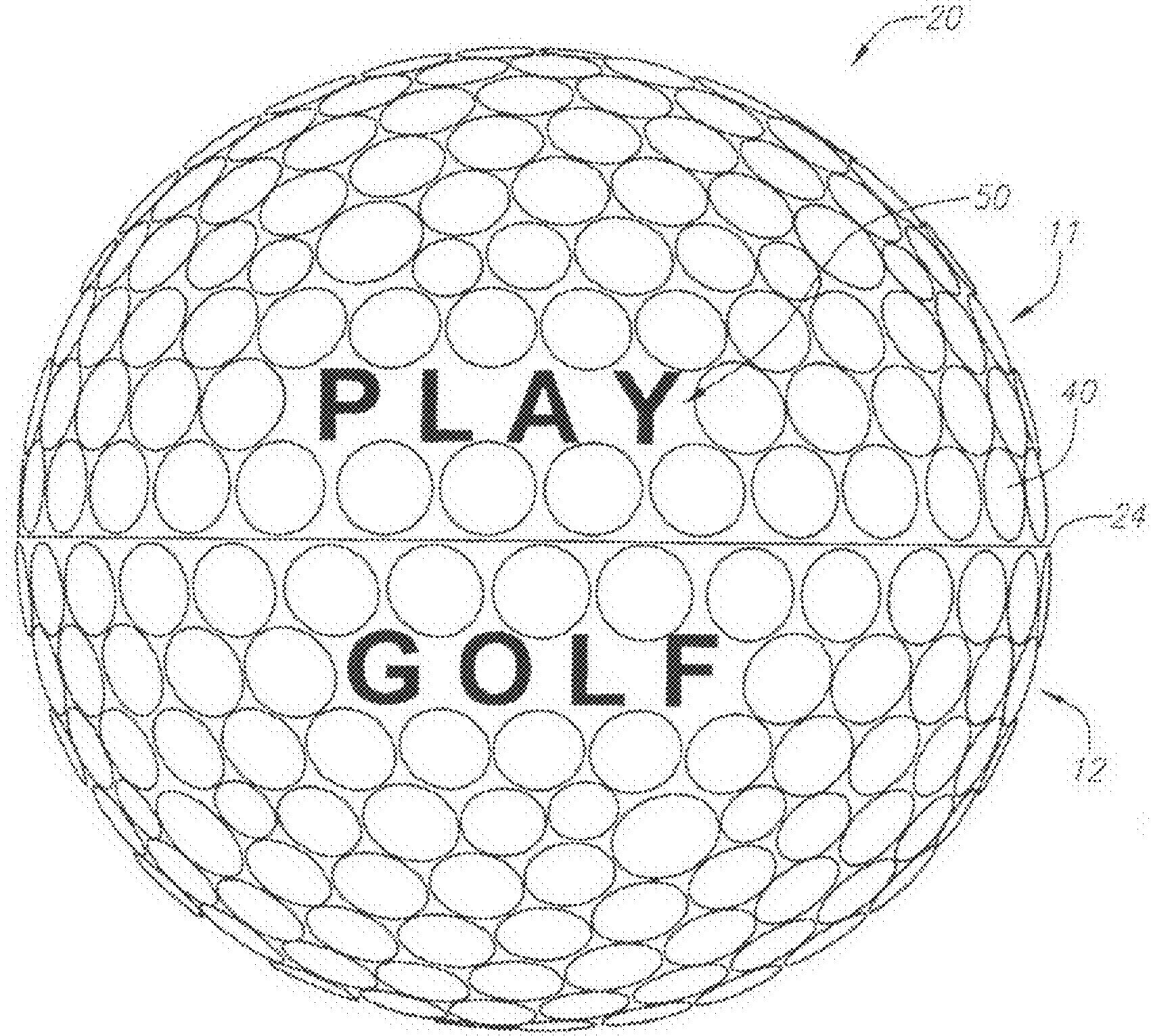 Drilling Into A Golf Ball