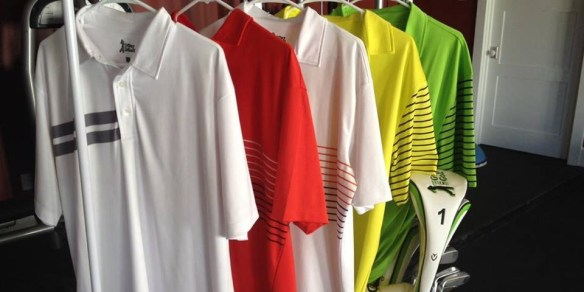 2nd Guy Golf Shirts