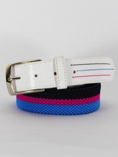 bunker_mentality_braided_stretch_webbing_belt_golf_belt_-_white