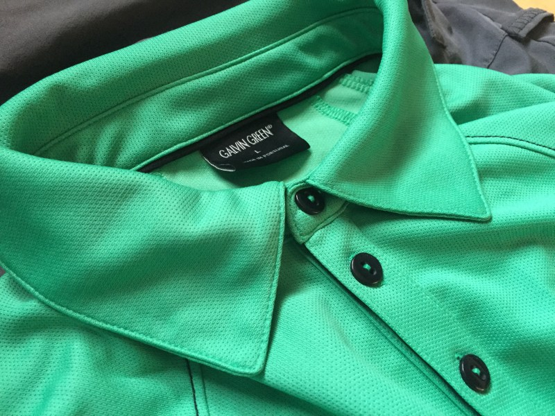 Galvin Green Mason Polo