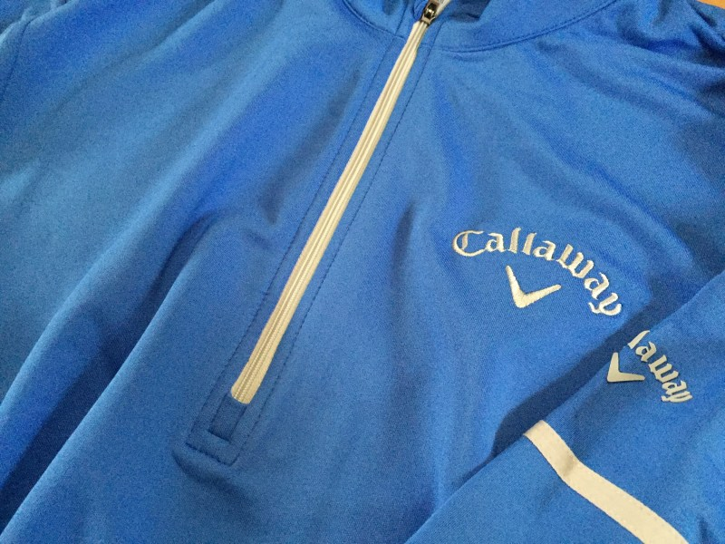 Callaway Golf Outlast 1/4-Zip Pullover