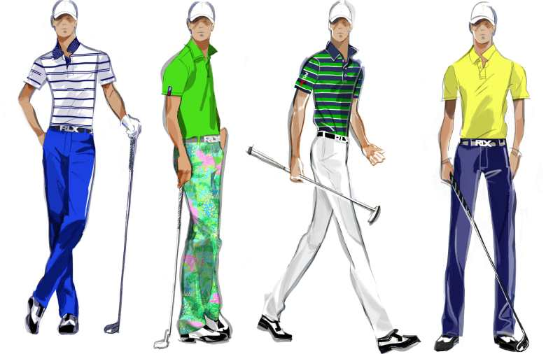Billy Horschel's 2016 Masters Apparel Script