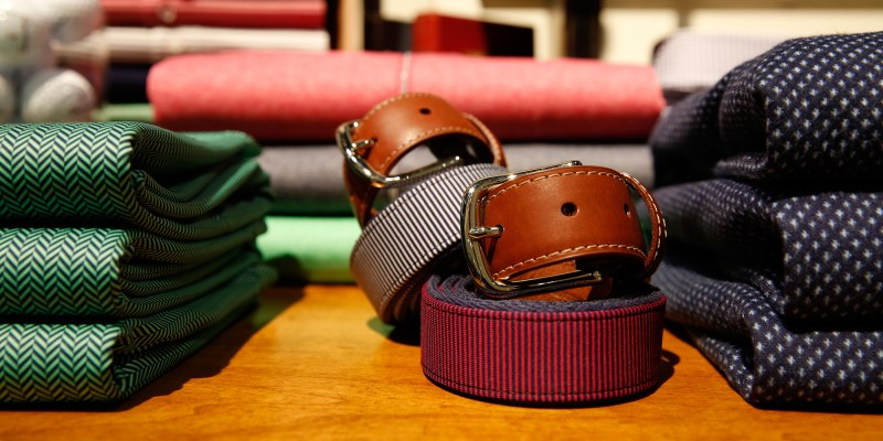 donald ross belts