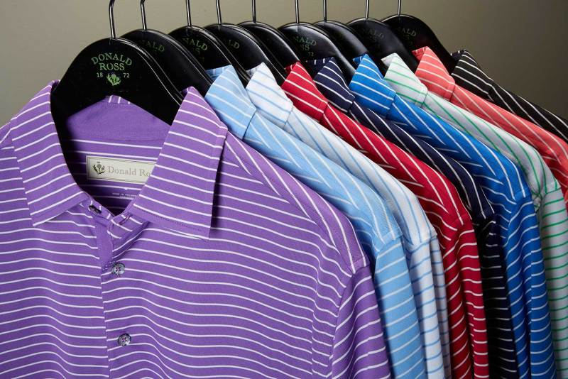 donald ross stripes