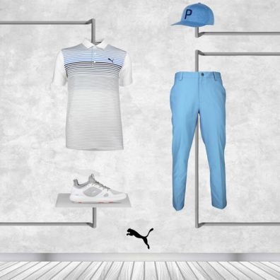 Rickie Fowler Masters Apparel Saturday