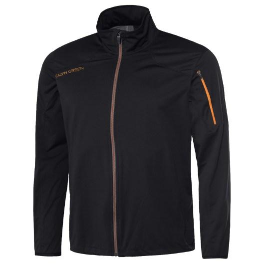 Galvin Green Lance in Black/Orange/Iron Grey