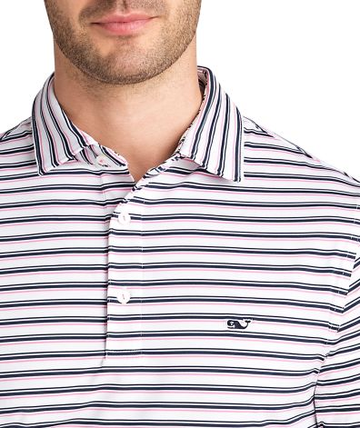 vineyard vines three color sankaty close