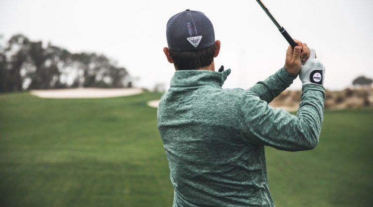 Columbia Sportswear Fall 2018 Golf Collection Power Fade