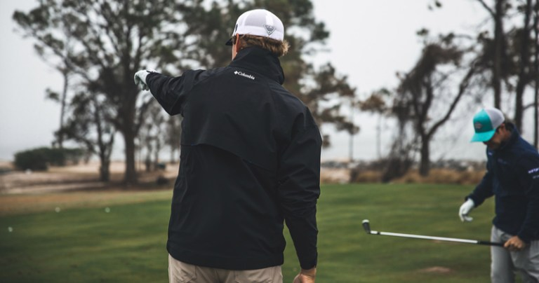 Columbia Sportswear Fall 2018 Golf Collection Match Play