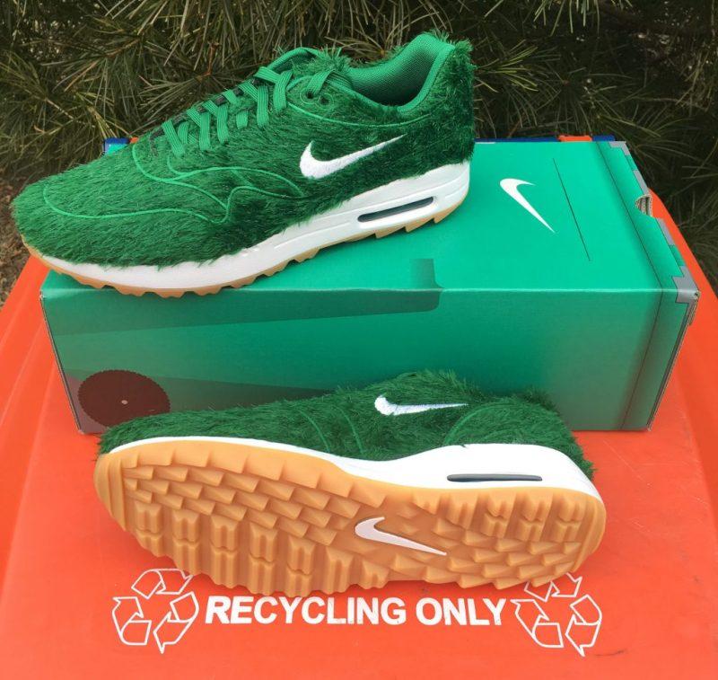 air max 1 g grass recyle