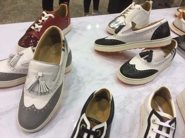 Pga merchandise show golfthreads style award winners